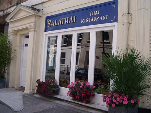 Salathai Thai Restaurant Bath